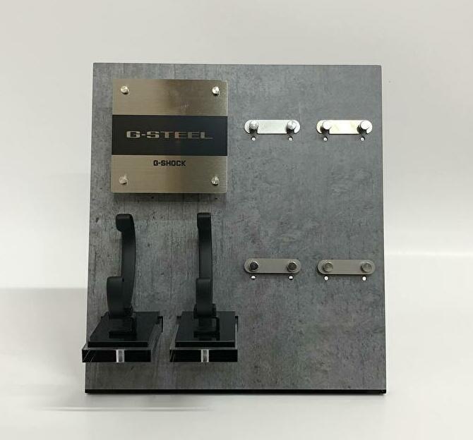時計 什器/カシオ計算機様 (2)