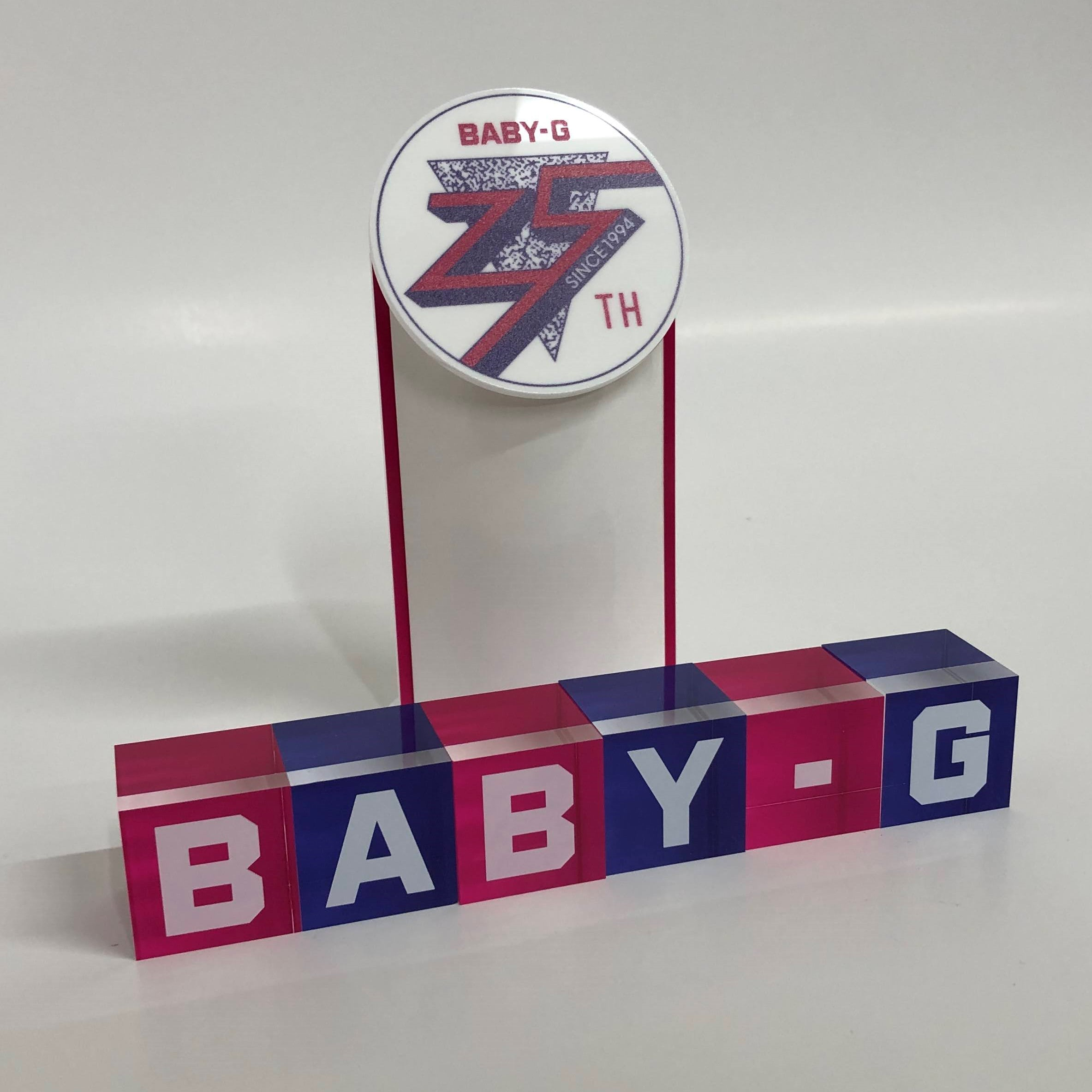 BABY-G 25thツール (3)